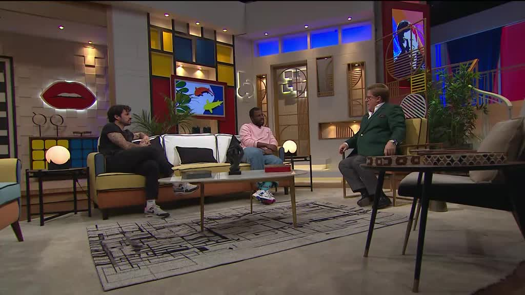José Cid, Rúben Alves, Dino D´Santiago, Joana Barrios, Diogo Faro