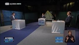 FRENTE A FRENTE - ELEIÇÕES REGIONAIS AÇORES 2020