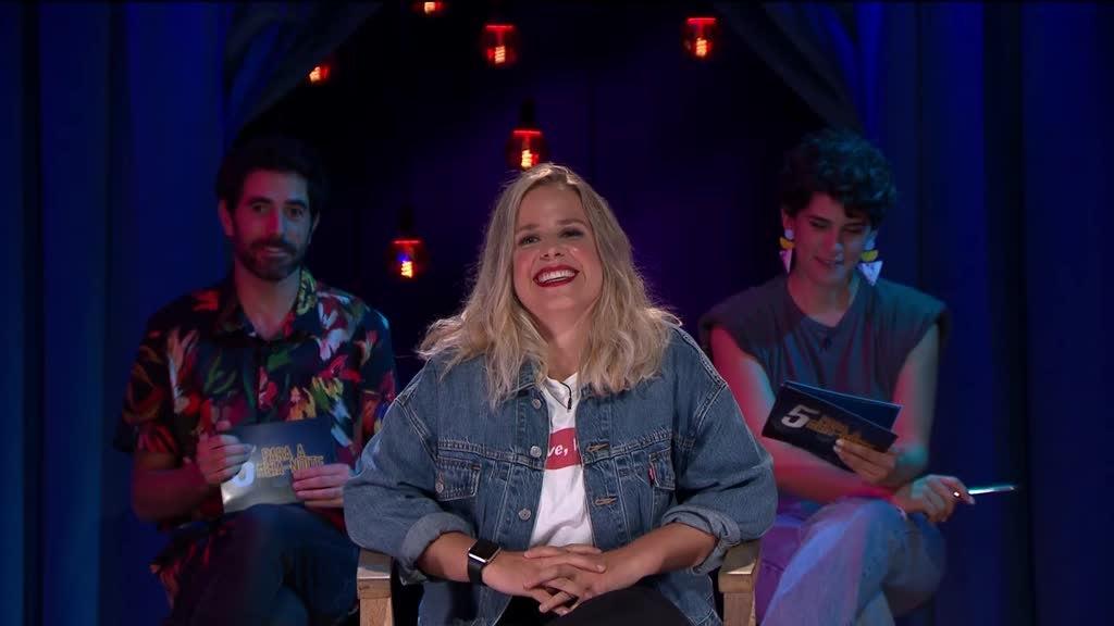 Ana Moura, João Matos, Joana Gama, Guilherme Peixoto