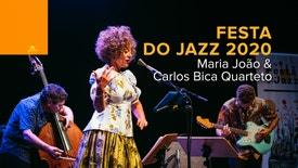 Festa do Jazz 2020 - Maria João e Carlos Bica Quarteto
