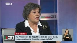 Marcelo Rebelo de Sousa x Ana Gomes