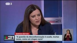 Marisa Matias x João Ferreira