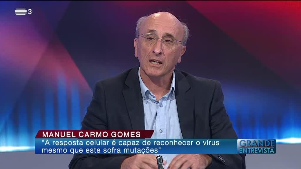 Manuel Carmo Gomes