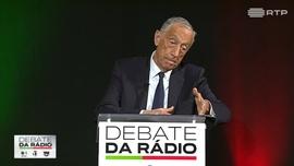 Debate da Rádio com todos os candidatos à Presidência da República.