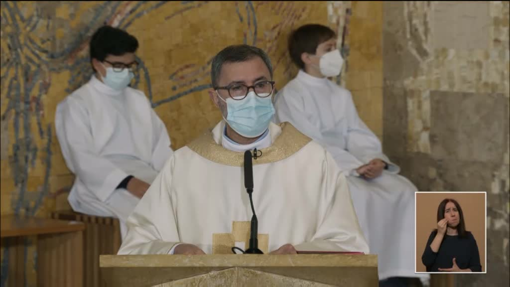 Lisboa: II Domingo de Páscoa - Festa da Divina Misericórdia