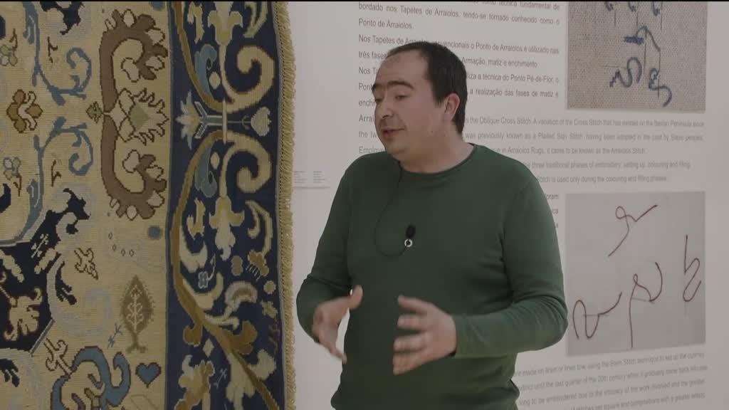 Tapete de Arraiolos, Arraiolos
