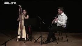 Concerto de Clarinete e de Harpa Celta - Sonoridades Clássicas ao Crepúsculo