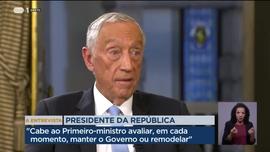 Entrevista a Marcelo Rebelo de Sousa