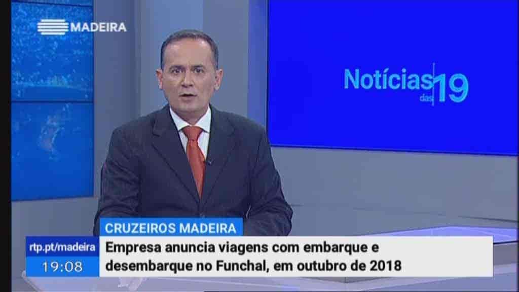 Notícias RTP - Madeira (19H00)