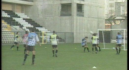 Futebol: Boavista prepara deslocação à Luz