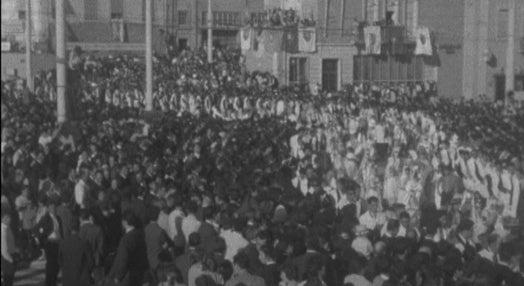 Encerramento das Festas da Rainha Santa em Coimbra