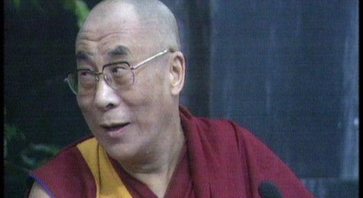 Dalai Lama no Porto