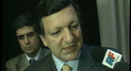 Conferência de Durão Barroso