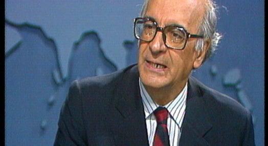 Entrevista a Borges de Macedo