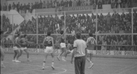 Basquetebol: Sport Lisboa Benfica vs Movistar Estudiantes
