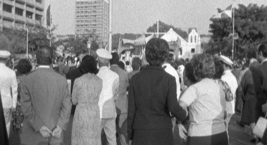 Procissão e festa do Corpo de Deus em Angola