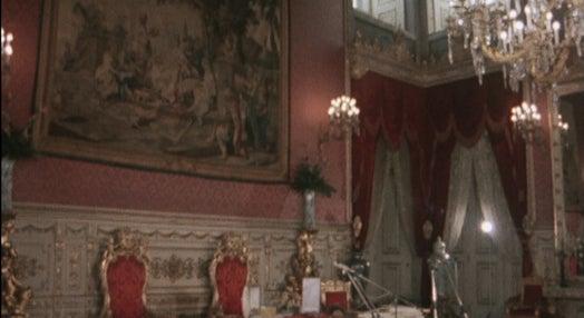 Recepção de Olavo V no Palácio da Ajuda