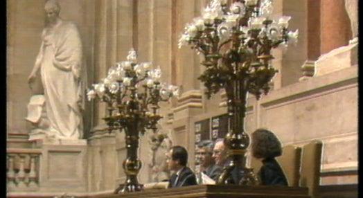 Debate na Assembleia da República