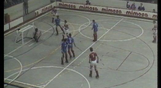 Hóquei: Benfica vs Oliveirense