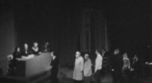Abertura do Teatro Nacional D. Maria II