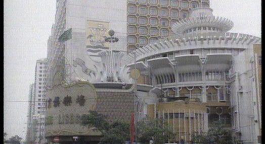 Mário Soares em Macau