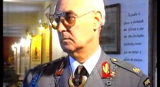 Entrevista ao General Almeida Bruno