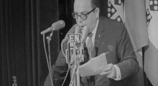 Comemoração do 39º aniversário de Salazar no Governo