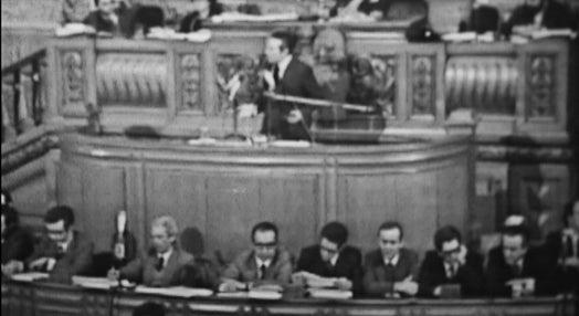 Apresentação do programa do II Governo Constitucional