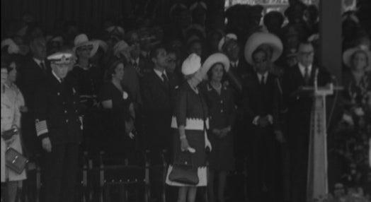 Presidente do Brasil comenta a trasladação das ossadas de D. Pedro IV