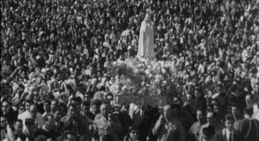 Cerimónias religiosas no Santuário de Fátima