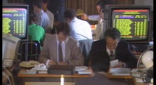 Bolsa de Lisboa em 1987