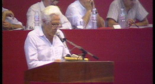 Discurso de Álvaro Cunhal no XIII Congresso do PCP