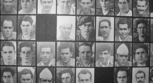 Exposição de fotografias de presos do Tarrafal