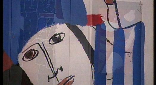Exposição de pintura de Martins Correia