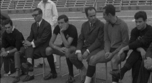 Treino da Académica Futebol Clube