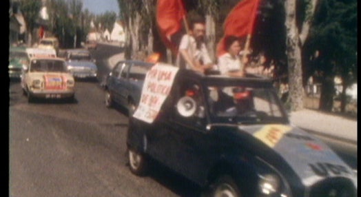 Campanha eleitoral da UDP