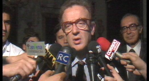 Audiências de Mário Soares com os partidos políticos