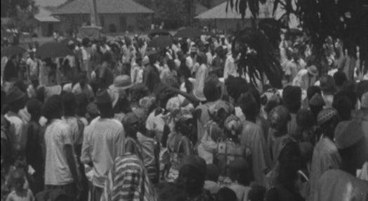 Governador Geral da Guiné visita Bafatá