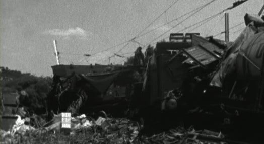 Desastre ferroviário