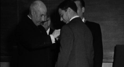 Inauguração do Instituto Gulbenkian