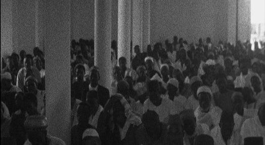 Cerimónias religiosas realizadas na Mesquita de Bissau