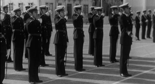 Início do ano letivo da Escola Naval