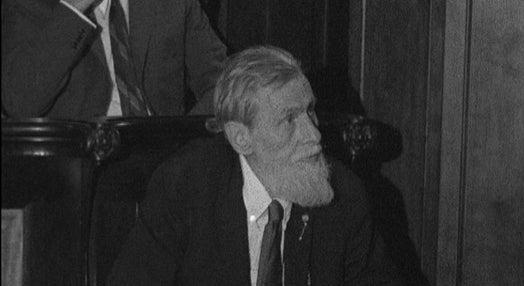 Conferência do professor Mcculloch