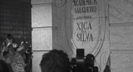 """Rodagem do filme """"Samba"""" no Rio de Janeiro"""