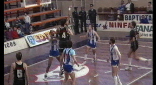 Basquetebol: Associação Desportiva Ovarense vs Futebol Clube do Porto (FCP)