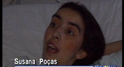 Susana Poças regressa a Portugal