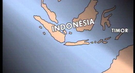 Missão de paz por Timor-Leste