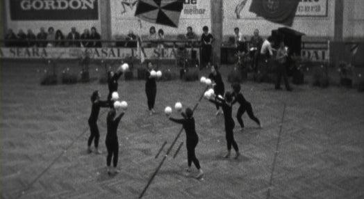 Sarau de Ginástica do Clube Atlético de Campo de Ourique