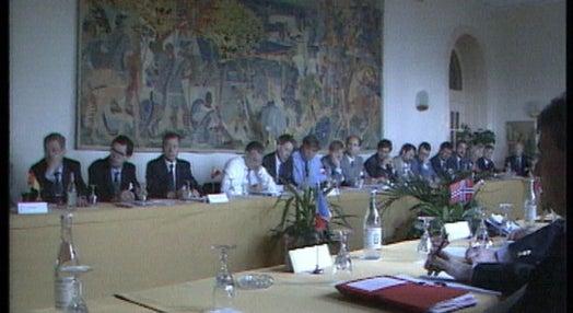Comissão Europeia em Viana do Castelo