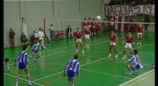 Voleibol Benfica vs F.C. Porto